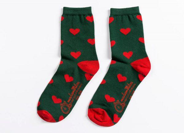 sosete LOVE DAY de Sfl Valentin