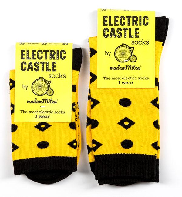 PAchet ALTERNATIVE sosete Electric Castle