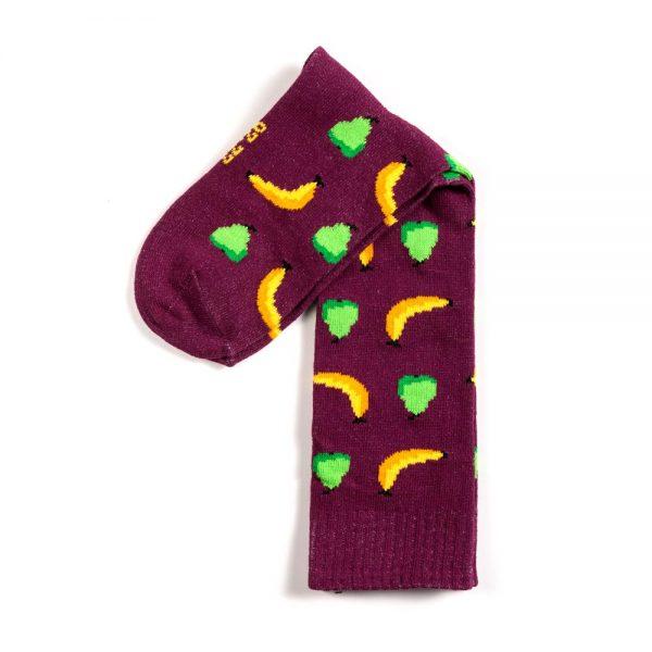sosete copii banane si pere